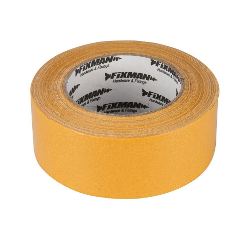 Fixman 198134 Double Sided Tape 50mm x 33m
